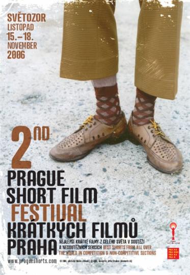2. ročník Festivalu krátkých filmů Praha