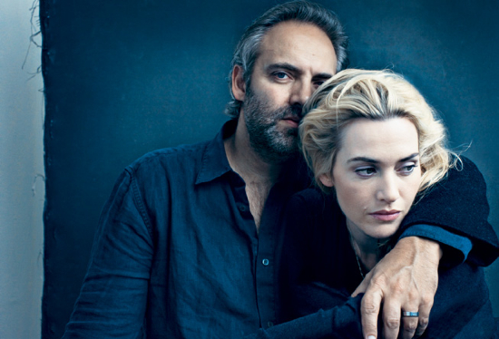 Sam Mendes and Kate Winslet Vanity Fair