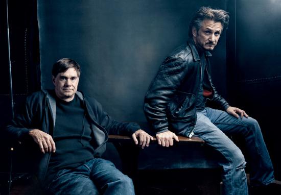 Gus van Sant Sean Penn Vanity Fair