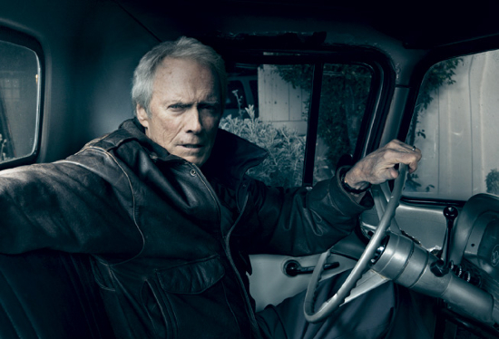 Clint Eastwood Vanity Fair