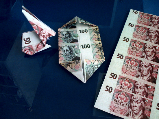 origami-kralik