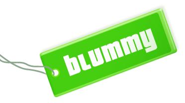 Blummy - mnoho záložek v jedné