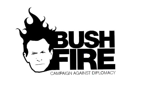 Politické loga - George Bush