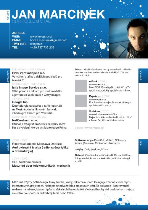 kryspin resume