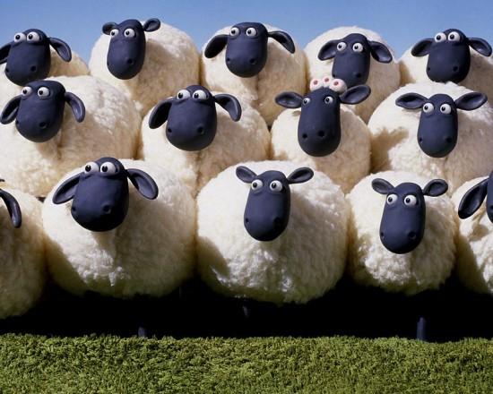 Veselé ovečky od Vodafonu vykradeny z filmu Wallace a Gromit
