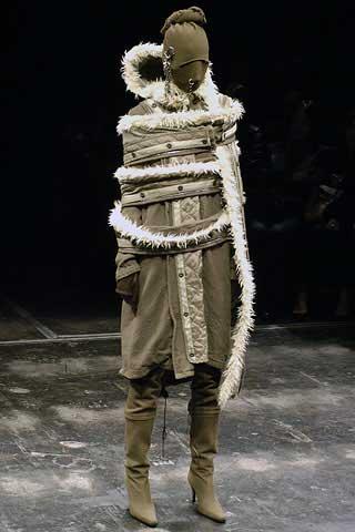 Výstřední móda